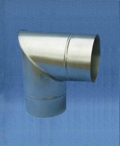 колпак на столб забора отвод из оцинкованной стали переход трубы тройник для дымохода заглушка трубы дымохода
