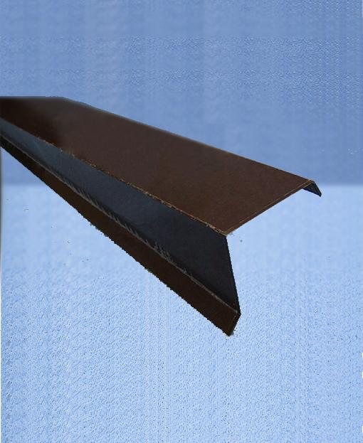 длина конька крыши, угол конька крыши, ширина конька кровли, купить конек на крышу, стоимость конька на крышу, отлив оконный,